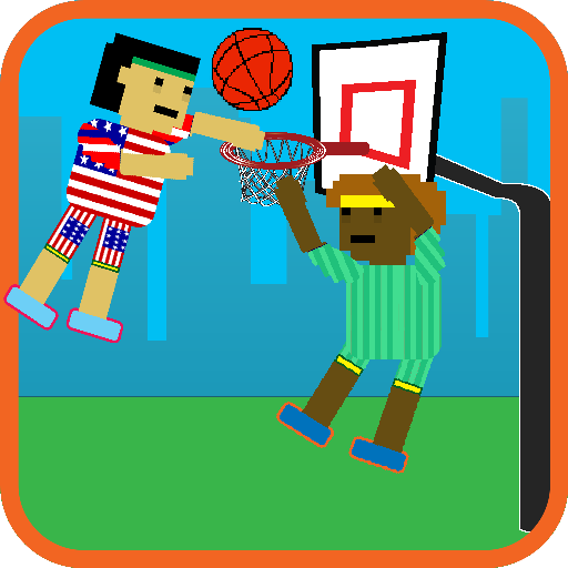 Basketball Kick - a Physics & Bouncy & Battle (Big Head Sports)