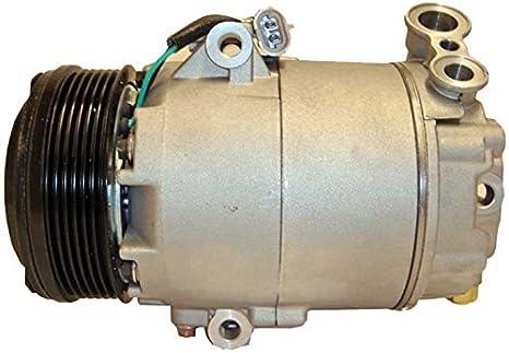 BEHR HELLA SERVICE 8FK 351 135-521 Compresor, aire acondicionado: Amazon.es: Coche y moto