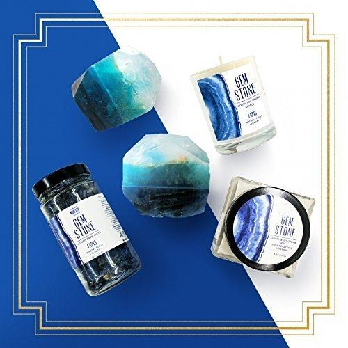 Lapis Gemstone Luxury Gift Set