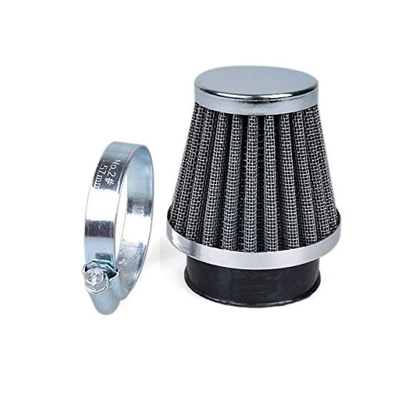 Moxi Brand Air Filters 42mm - High Performance for All Bikes - Universal