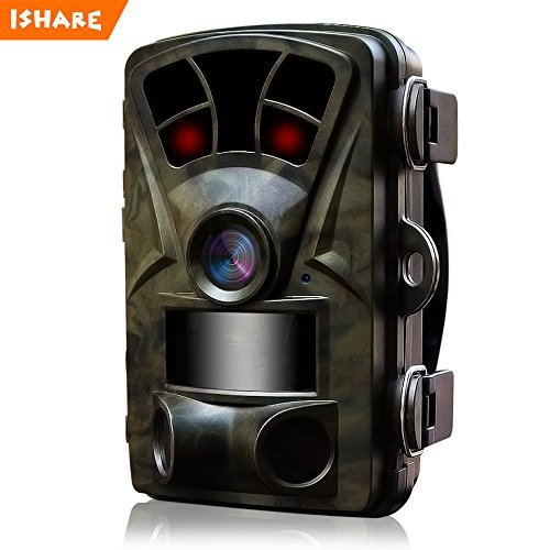 高級品市場 iShare [NEW VERSION] Trail Camera IP66 16MP Speed 1080P 16MP Wildlife Game Camera with Night Vision 2.4''LCD 65ft 0.2s Trigger Speed IP66 Waterproof for Deer Hunting Camera [並行輸入品] B07CRWXQ29, ミナミウオヌマグン:e27d8ff1 --- martinemoeykens-com.access.secure-ssl-servers.info