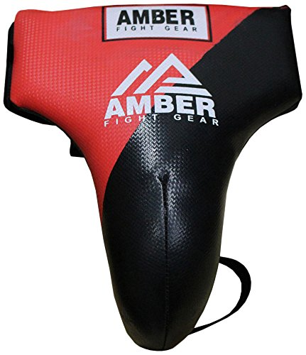 Amber Fight Gear Boxing Abdomen - Coquilla de Artes Marciales EUABGUARD