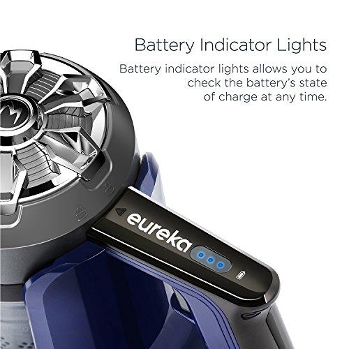 Eureka Nec122a Power Plush Cordless 2 In 1 Stick Vacuum