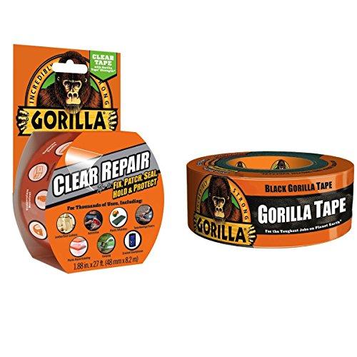Gorilla 6027002 Clear Repair Bundle