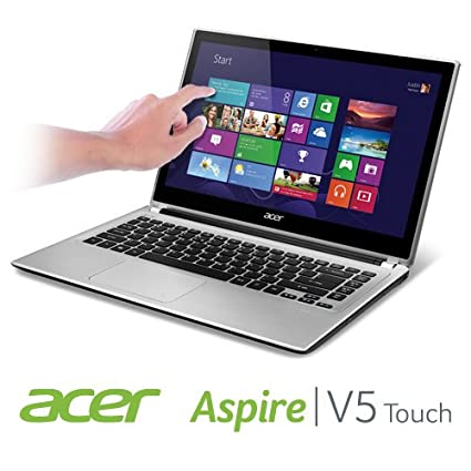Acer V5-471P-6467 Ultra Portable Touchscreen Sleekbook 3rd Generation Intel Core i5-