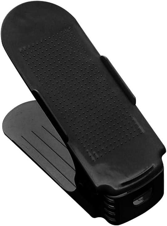 1//5//10 Packs Shoes Rack Organizador de Zapatos Soportes de Calzado Apilador para Zapatos Ahorrar Espacio Blusea Organizador Zapatos Env/ío Aleatorio de Color