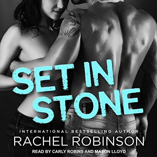 Set in Stone: Crazy Good Series, Book 2 by Tantor Audio