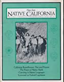 img - for News from Native California (Volume 3, Number 1, March/April 1989) book / textbook / text book