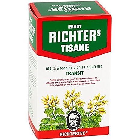 Top minceur !] Tisane infusion Ernst Richter 40g 100% à base de ...