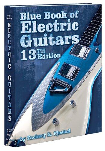 Blue Book of Electric Guitars (Antique Guitars)