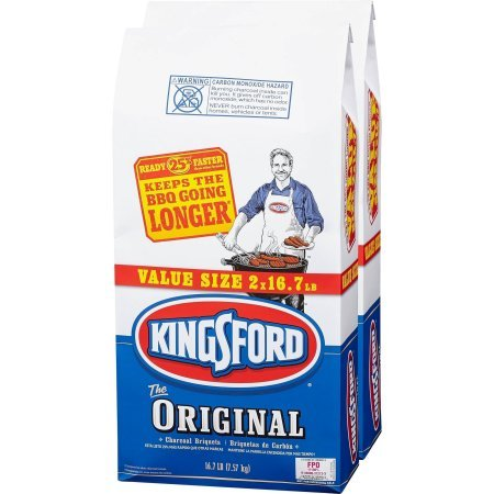 Kingsford Original Charcoal Briquets 16.7 lbs by Kingsford