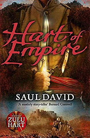 book cover of Hart of Empire
