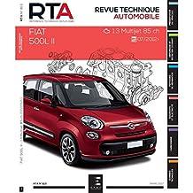 Revue Technique Automobile, N° 813 : F 500l II : 1.3 jtd (85 ch)