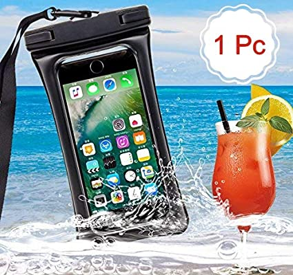 separation shoes fad4e bf1cb Adoniz Matte Mobile Waterproof Bag/Cover/Pouch with Lanyard for Apple,  iPhone, Samsung HTC, Lenova, LG, Micromax, Xiaomi Redmi, Asus, Sony ...
