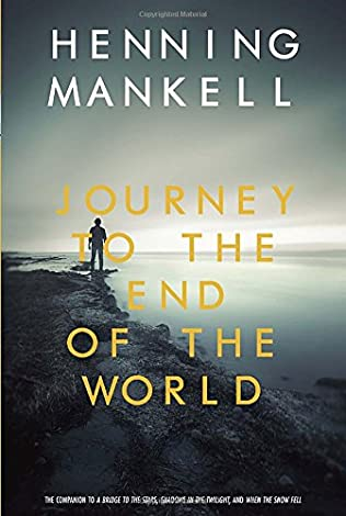 book cover of The Journey to the End of the World