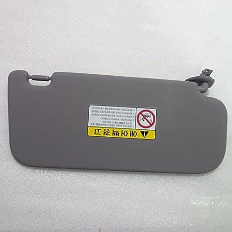 Genuine Hyundai 85201-2E450-GF Sun Visor Assembly Left