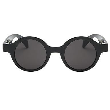 Baoblaze Gafas de Sol Lentes Polarizadas Redondas Regalo ...