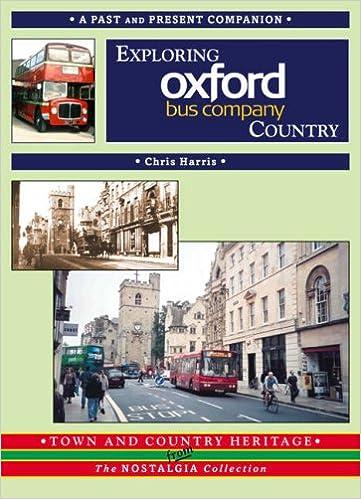 Book Exploring Oxford Bus Country