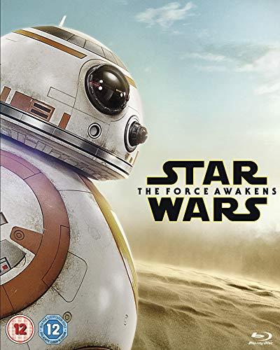 Star Wars: The Force Awakens [Blu-ray] [Region Free] [UK Import] ()