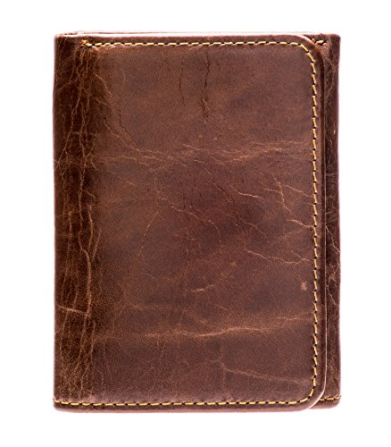extra capacity trifold wallet - 6