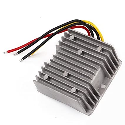 Amazon Com Dc Dc 12v To 19v 5a 95w Step Up Regulator Car Vehicle