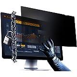 20 Inch - 16:9 Aspect Ratio - Computer Privacy Screen Filter for Widescreen Computer Monitor - Anti-Glare - Anti-Scratch Protector Film for Data Confidentiality - Please Measure Carefully!