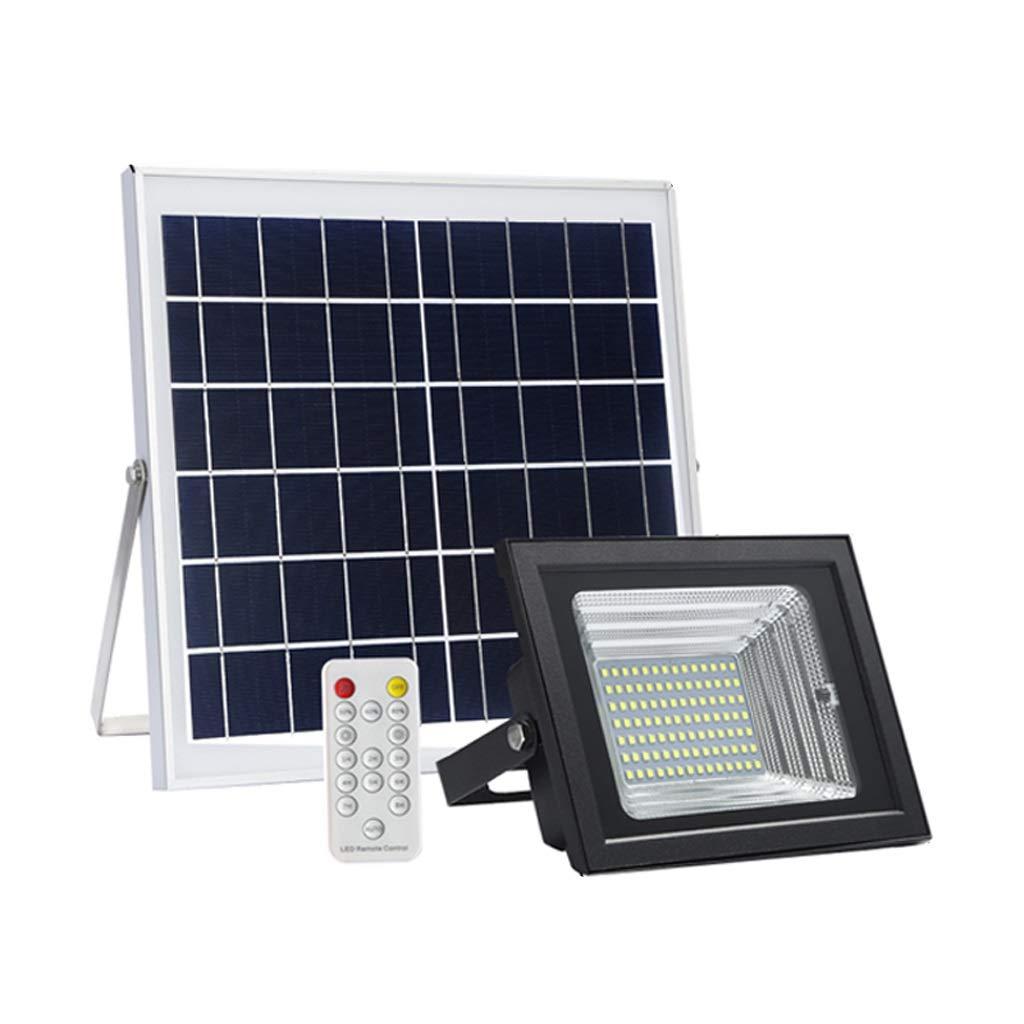 WKZ 6500k Solar Luz De Inundación IP65 Impermeable Proyector Led ...