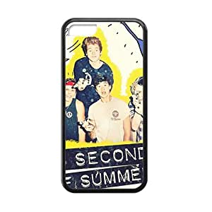5 Seconds Of Summer Case for IPHONE 5C