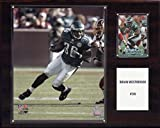 NFL Bryant Westbrook Philadelphia Eagles Player Plaque, Brown, 12 x 15-Inch