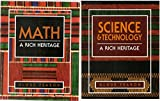 img - for 2 Volumes of A RICH HERITAGE: Math Booklet & Science and Technology Booklet book / textbook / text book