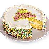Triolo's Bakery Happy Birthday Vanilla Cake offers