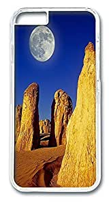 ACESR Canyon Moon Custom iPhone Case PC Hard Case Back Cover for Apple iPhone 6 4.7inch
