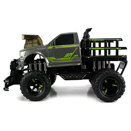on sale Velocity Toys Jungle Sky Thunder Dually Electric RC