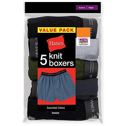 Boys Knit Boxer - 6