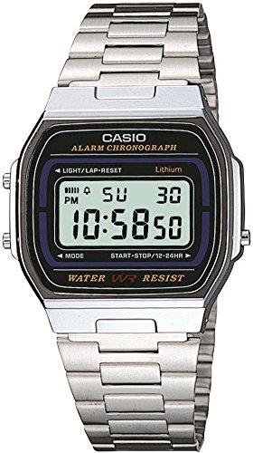 Reloj Casio Argentã Unisex