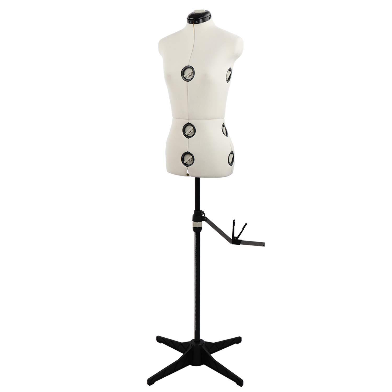 sox PS-5020 Good for display hosiery ROXYDISPLAY/™ Female full round plastic mannequin leg sock.