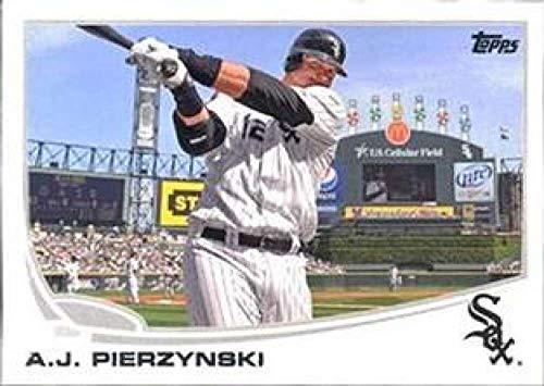 Aj Pierzynski White Sox - 8