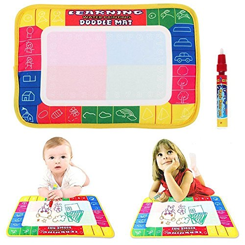 Parit Water Painting Magic Gift Aqua Toy Children Toys Board Kids Doodle (Ouija Board Piece)