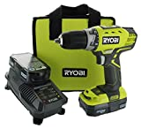 Ryobi P1811 18-Volt ONE+ Lithium-Ion Compact Drill/Driver Kit