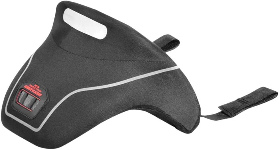 Liery Prot/ège-Nuque Moto Rallye Anti-Chute /Équipement De Protection Racing Rider Knight Neck Brace