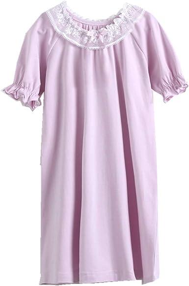 Pijamas Camisones para niñas Camisones para niños Ropa de ...
