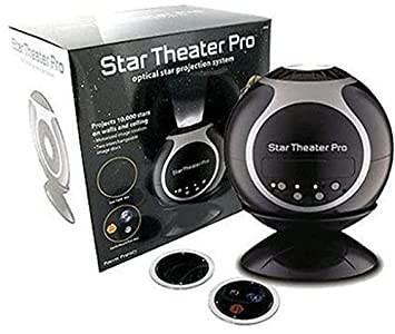 Star theater pro by uncle milton home projection planetarium