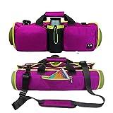 BUBM Elegant Multifunctional Waterproof Yoga Mat Bags/Yoga Bag/Travel Bag