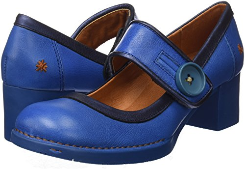 Art Blue 0089 Sea Heels Women''s Sea Memphis Bristol Toe Closed nBBvzrw0q
