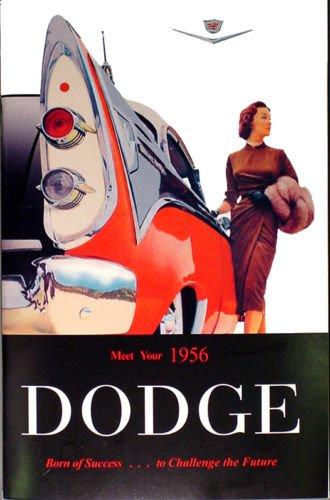 Download 1956 Dodge Car Owners Manual 56 Coronet Lancer Royal Sierra Suburban Owner Guide ebook