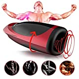JunRP Male Toys Electronic Automatic Waterproof Vibbbrating Cup Super Vibbbrator Toys A04