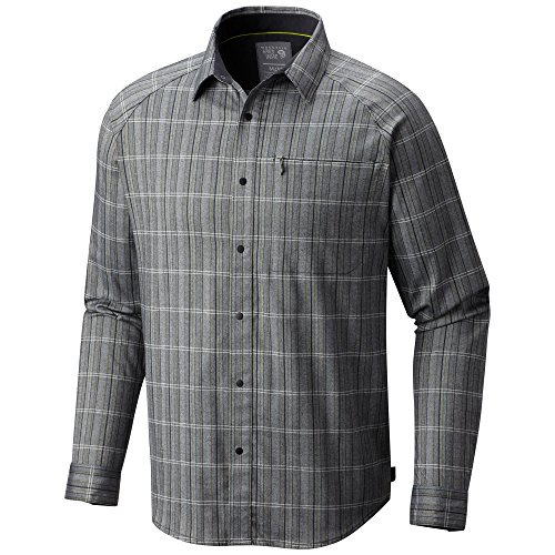 Mountain Hardwear Stretchstone V Long-Sleeve Shirt - - Hut V