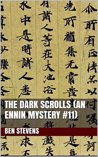 The Dark Scrolls (An Ennin Mystery #11)