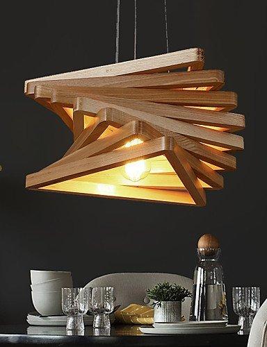 DXZMBDM® 15 Rustikal Ministil Korrektur Artikel Holz/Bambus Pendelleuchten Wohnzimmer / Esszimmer / Spielraum , 220-240v