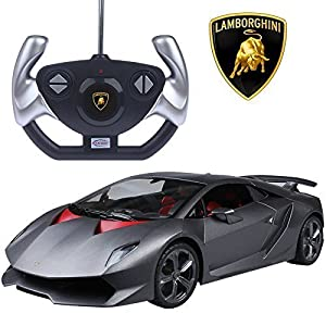 1/14 Scale Lamborghini Sesto Elemento Radio Remote Control Model Car R/C RTR by Midea Tech - 51PjY0vLrtL - 1/14 Scale Lamborghini Sesto Elemento Radio Remote Control Model Car R/C RTR by Midea Tech